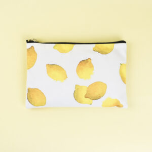 Rivermill Lemon Pouch