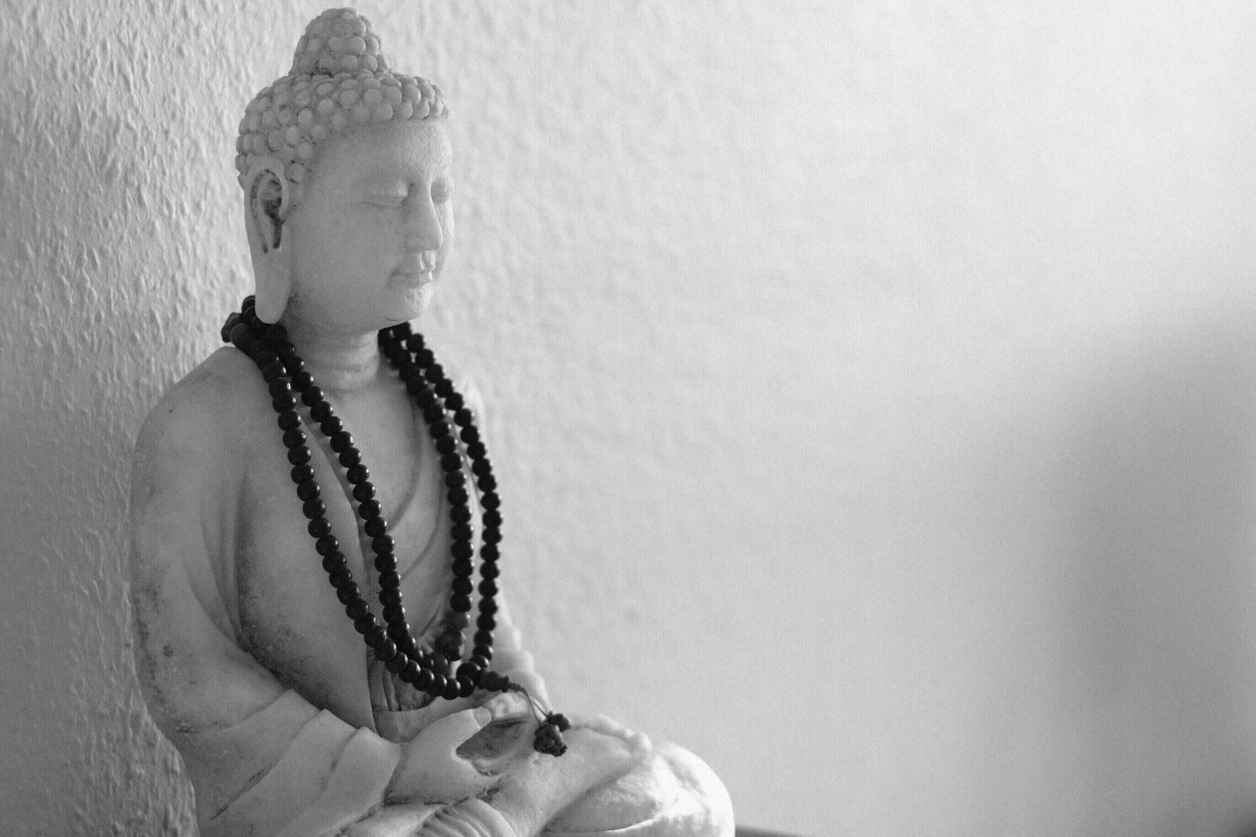 Buddha by Alexander Bock