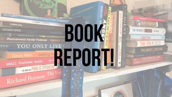 Book Report! Reviews of the Books I Read