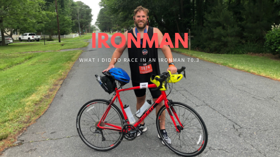 Ironman: It's your race