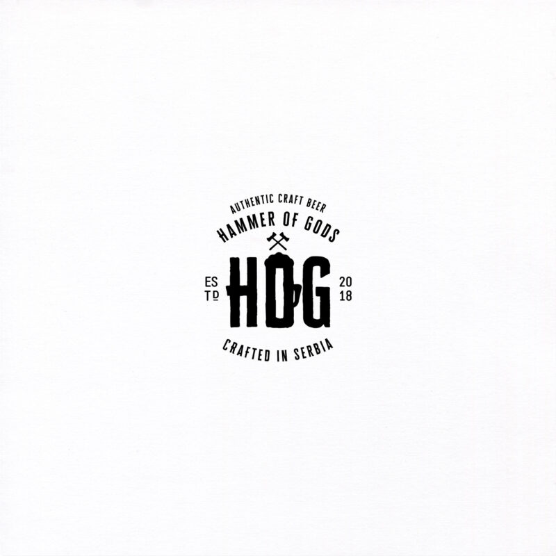Hog Beer Logo
