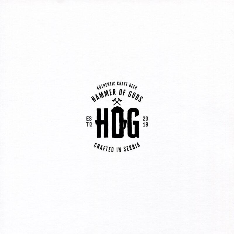Hog Beer Logo