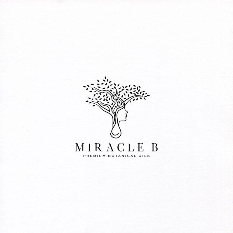 Miracle B Logo