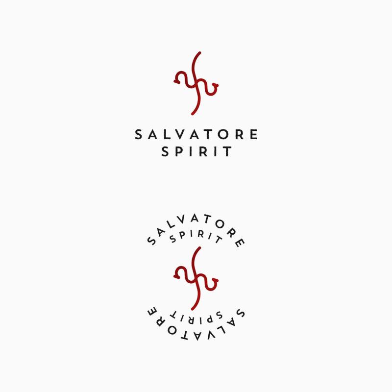 Salvatore Brothers Fantasy Logo
