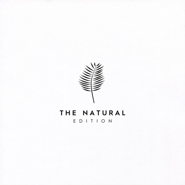The Natural Edition Logo