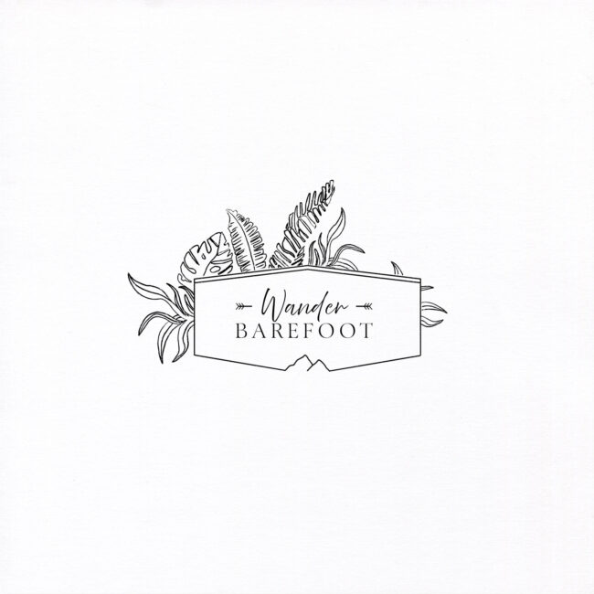 Wabder Barefoot Logo