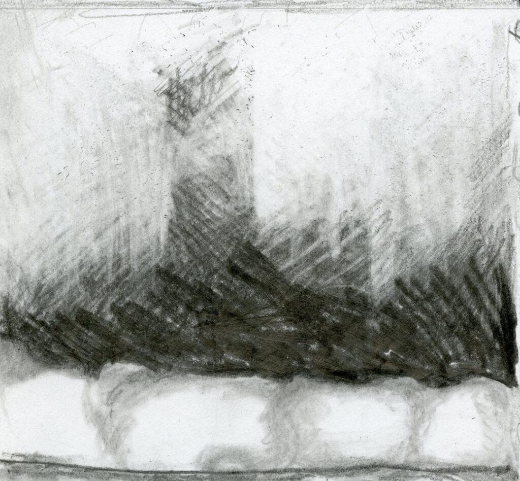 """<p style=""""font-size: 16px; line-height: 150%;""""><strong><em>Landmarks IV</em></strong>&emsp;<br> Pencil</p>"""