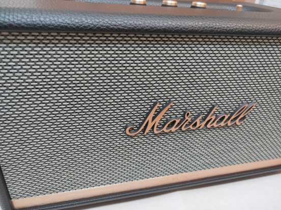 Marshall STANMORE II Bluetooth 產品本體正面圖2