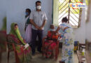 दुमका: 156 लोगों का सैम्पल और 77 लोगों को दिया गया वैक्सीन