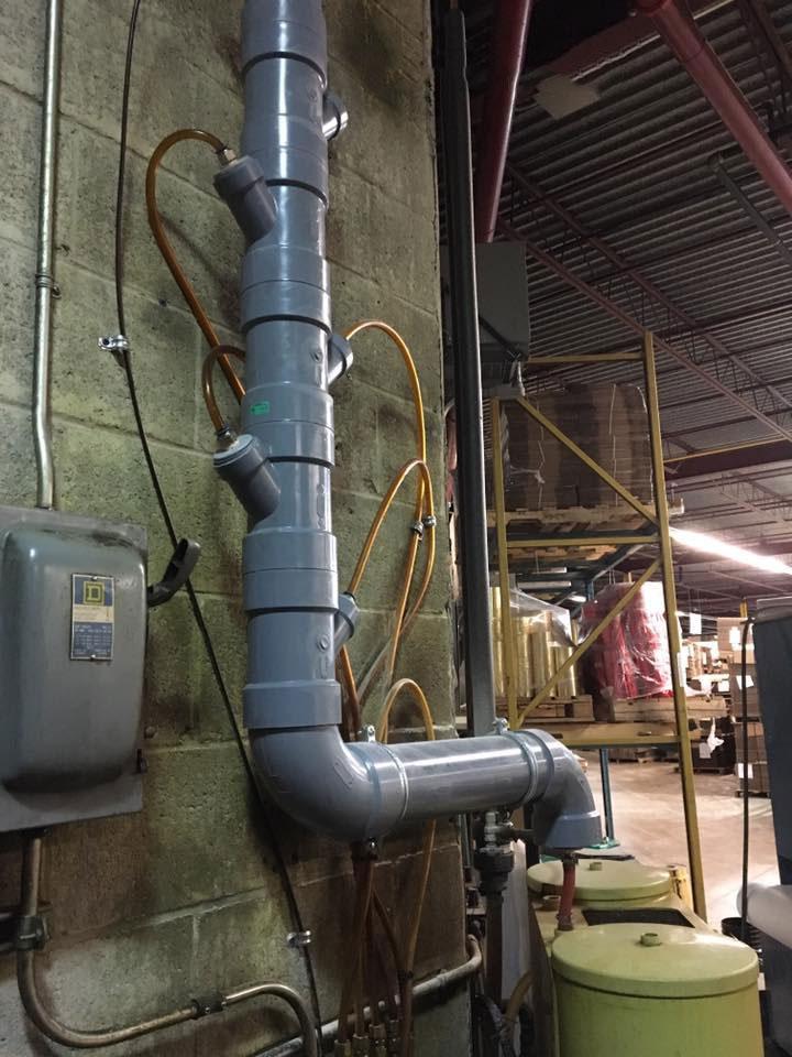 Industrial air manifold