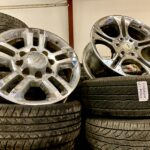 Used Tires and Rims For Sale