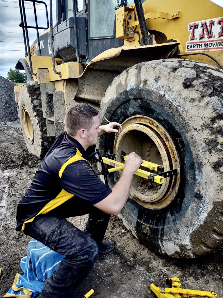 Construction and Commercial Tire Service