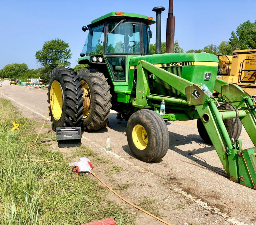 Buy New and Used Tractor Tires