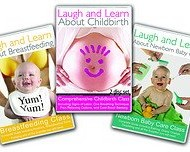 Laugh and Learn DVD Series for the Mom To-Be