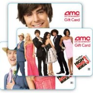 "Weekend Giveaway: $25 AMC ""High School Musical 3"" Gift Card"