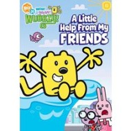 Review and Giveaway: Wow! Wow! Wubbzy! A Little Help From My Friends