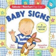 Sabuda & Reinhart Baby Signs Pop-Up Book Review, Plus Books and a $50 Babies R' Us Gift Card Giveaway!
