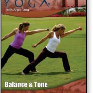 Pulse Yoga II Balance & Tone DVD Review and Giveaway