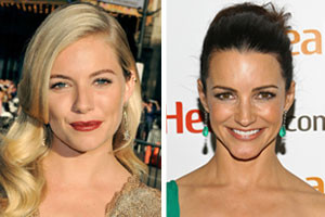 Quickie Celeb Hair and Makeup Looks