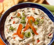 A Healthy Shade of Green on St. Patrick's Day + Yummy Dip Recipes!