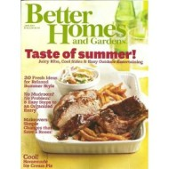 *HOT* FREE 24 Issues of Better Homes and Gardens Magazine!