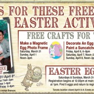 Bass Pro Shops: FREE 4×6 Photo with the Easter Bunny