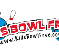 FREE Bowling for Kids All Summer Long