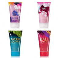 TODAY ONLY! Bath & Body Works: FREE Glowing Body Scrub ($14 Value!) with $10 Purchase (Text Offer)