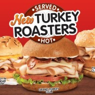 Arby's: FREE Small Fry and Small Drink with a Hot Turkey Roasters Sandwich Purchase