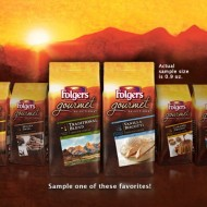 Free Sample of Folgers Gourmet Selections Coffee