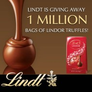 FREE Full Size Bag of Lindor Truffles 6 oz (Up to a $3.99 Value)!