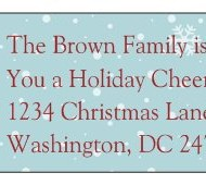 Score 140 FREE Holiday Labels from Vistaprint – Just Pay $3.50 Shipping (Ends TODAY!)