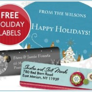 Vistaprint: 140 Personalized Gift or Address Labels as Low as Only $3.50 Shipped (3 DAYS ONLY!)