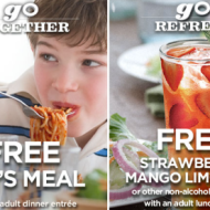 Olive Garden: FREE Kid's Meal with Adult Dinner Entree Purchase (Through 1/3/13)