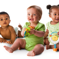 Great Baby Gift Ideas from Evenflo: NEW ExerSaucer® Jump & Learn™ Activity Centers + One Reader Wins an ExerSaucer® Jump & Learn Activity Jumper Safari Friends- a $90 Value!