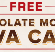 Arby's: FREE Chocolate Molten Lava Cake w/ Purchase of a Turkey Roaster Combo (Valid Thru 1/13)