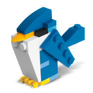 LEGO Stores: FREE LEGO Blue Bird Mini Model Build on May 7th