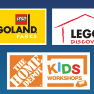 Home Depot Kids Workshop: FREE Kids Ticket to LegoLand, Sea Life, or Madame Tussauds on June 1st