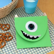 Monsters University Fun: FREE Crafts, Activities and Recipes