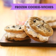 Frozen Cookie-Wiches: Yummy Summer Treat!