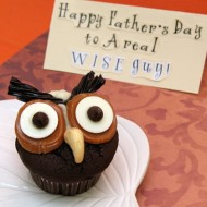 Father's Day Dessert Recipe: Hoot Owl Cupcakes