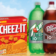 Safeway & Affiliates: Free Box of Cheez-It Crackers AND Free Dr. Pepper Ten or 7-Up Ten 2-Liter Coupons on Facebook- 1st 10,000 Requests Only!