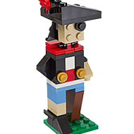 LEGO Stores: FREE Pirate Mini-Model Build TODAY ONLY (9/3/13)
