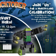 "Toys R Us: Build a FREE LEGO DC Super Heroes ""The Joker"" Mini Mech Bot TODAY, 10/19/13 + More Deals"