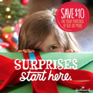 Hallmark Gold Crown: $10 off a $30 Purchase Coupon