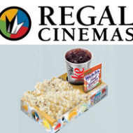 Save at the Movies: $3 Off Zap Pack at Regal Cinemas + Free Small Popcorn with Select Drink Purchase at Cinemark
