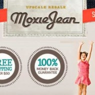 Plum District: $15 For $30 Voucher To Spend at Moxie Jean Kids Upscale Resale Store + $10 Off $20 Coupon Code