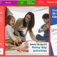 P&G Everyday: FREE 30-Day Organizing Checklist + Exclusive Coupons, Special Offers & More!