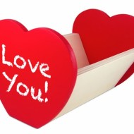 Lowe's Build & Grow FREE Kids' Clinic: Build a Love Note Holder on February 8th- Register Now!