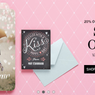 Tiny Prints: $10 off a $20 Purchase Coupon